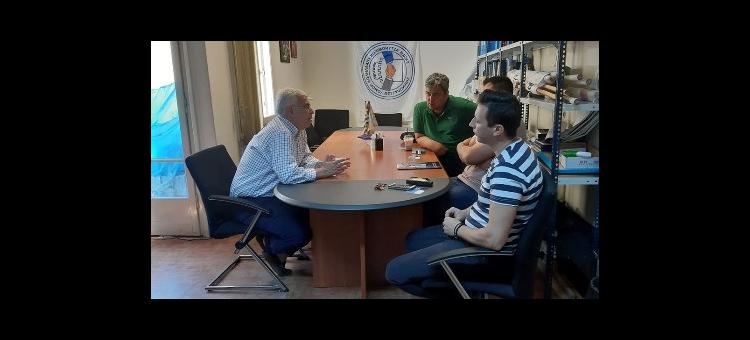 Δ.Τ: Στο νοσοκομείο Παπανικολάου σήμερα ο Στράτος Σιμόπουλος