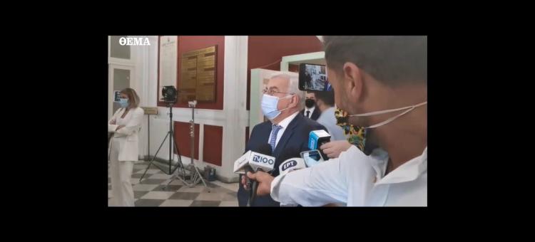 Ο πρωθυπουργός κ. Κυριάκος Μητσοτάκης επισκέπτεται σήμερα τη Θεσσαλονίκη για πολλοστή φορά.