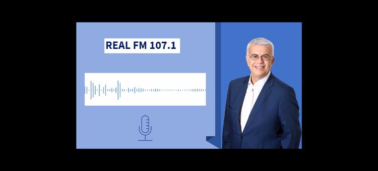 Ο κορονοϊός είναι ύπουλος. (Στο ραδιόφωνο Real FM 107.1, στις 24-12-2020)