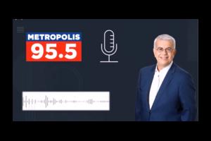 ΤΙΜΗ ΜΟΥ ΚΑΙ ΚΑΜΑΡΙ ΜΟΥ Ο ΤΙΤΛΟΣ «ΧΩΡΙΑΤΗΣ» (Στο MetropolisFM, στις 26-7)