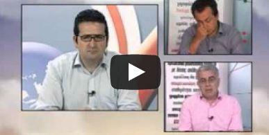 ΣΥΜΜΕΤΟΧΗ ΣΤΗΝ ΕΚΠΟΜΠΗ «ΜΕ ΔΟΣΕΙΣ» ΣΤΟ X-TV (με τον Δημήτρη Διαμαντίδη, 08-06-2012)